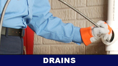 Drain Repair, Replacement and Installation