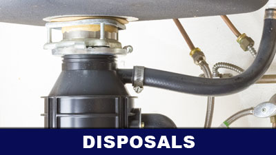 Garbage Disposal Repair, Replacement & Installation