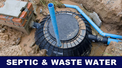Septic Tank Maintenance and Pumping