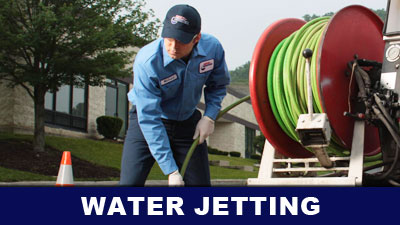 Water Jetting - Sewer and Drain Maintenance