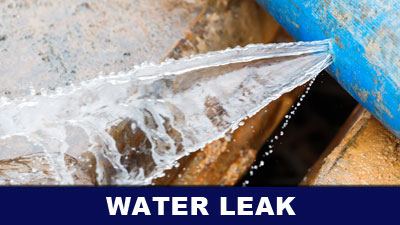 Water Leak - Humboldt County Plumbers